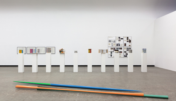 Isa Genzken, Kunsthalle Wien