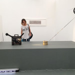 Rosa Barba, Giò Marconi gallery, Frieze London 2014