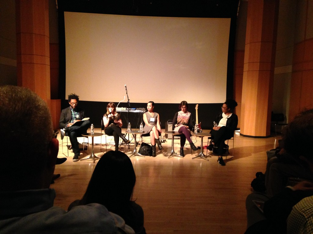 PRELUDE 2014 Curator's Welcome Panel
