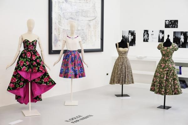 Designer Andres Romo, archivio Annamode, Galleria Giacomo Guidi