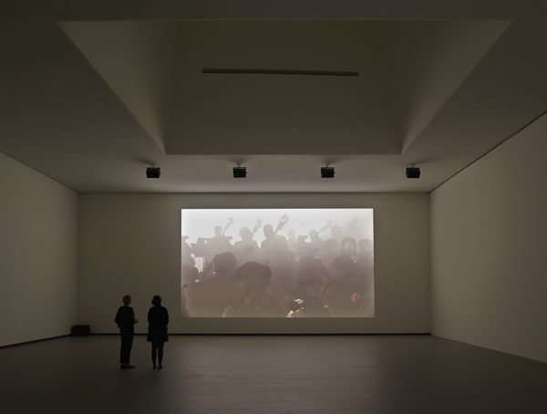 Pierre Huyghe, A Journey That Wasn't © ADAGP © Louis Vuitton Foundation for Contemporary Art Marc Domage
