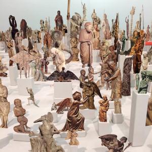 Geoffrey Farmer, Casey Kaplan gallery