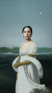 Lady Gaga by Robert Wilson, Hirshhorn Museum