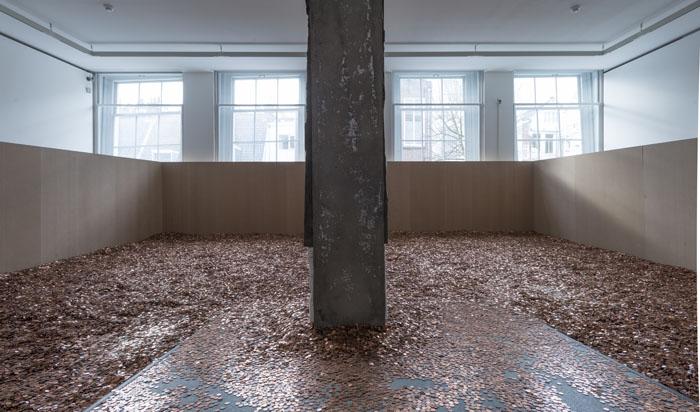 Michael Dean, De Appel Arts Centre