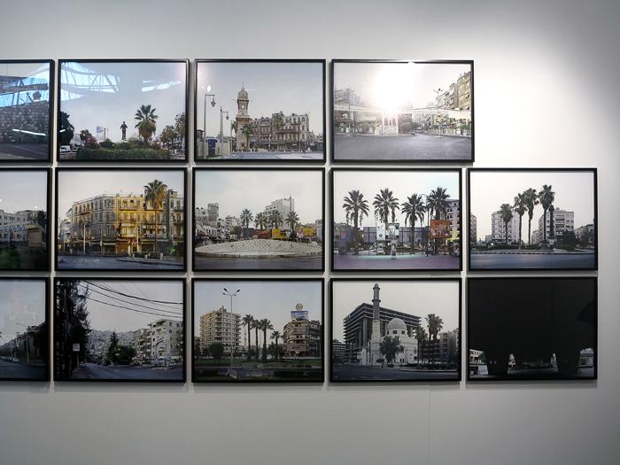 Hrair Sarkissian, Kalfayan Galleries, 2015 Armory Show