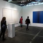 Irma Blank, P420, 2015 Armory Show