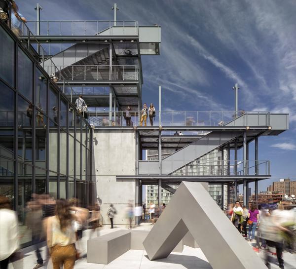 New Whitney Museum of American Art