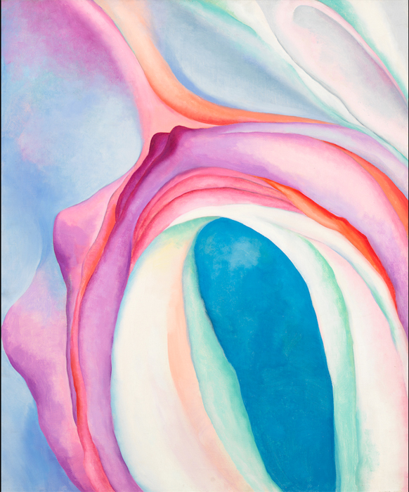 Georgia O'Keeffe, New Whitney Museum of American Art