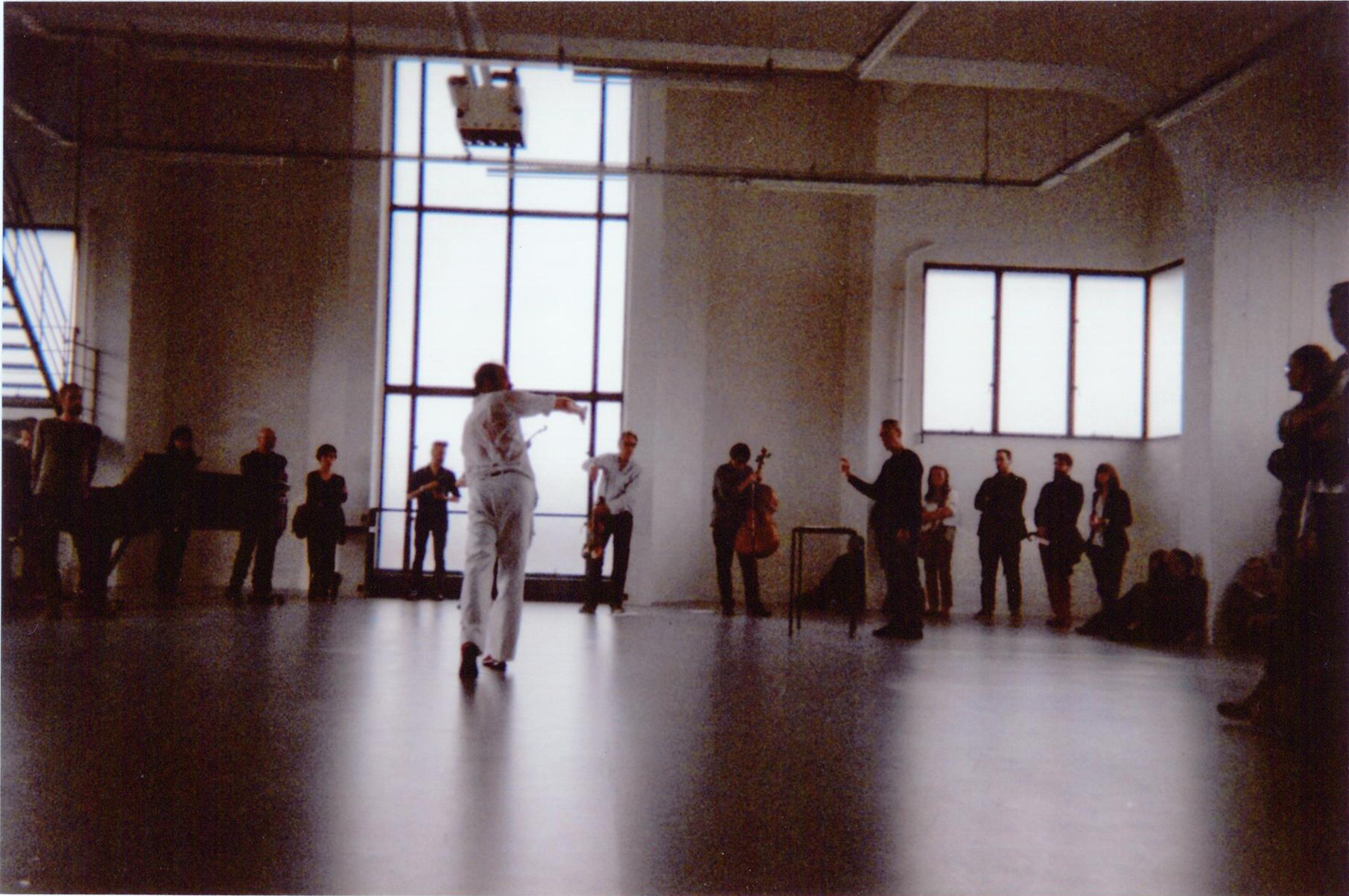 Work/Travail/Arbeid by Anne Teresa De Keersmaeker, WIEL, Girls Heart Brussels