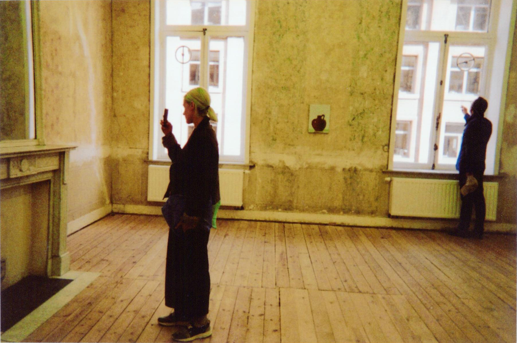 Oliver Osborne, Galerie Catherine Bastide, Girls Heart Brussels