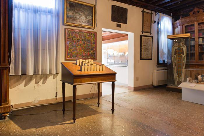 Hera Büyüktaşcıyan, Armenity, 56th Venice Biennale, Armenian Pavilion, San Lazzaro degli Armeni