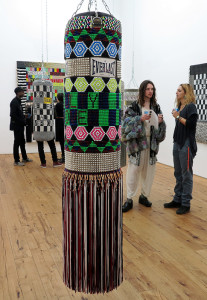 Jeffrey Gibson, Marc Straus Gallery, New York