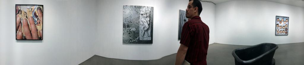 Sara Cwynar, Lukas Geronimas, Josh Reames, Cole Sayer Andrea Rosen Gallery, New York October 2015