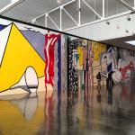 Roy Lichtensteins, Gagosian Gallery, New York September-October 2015