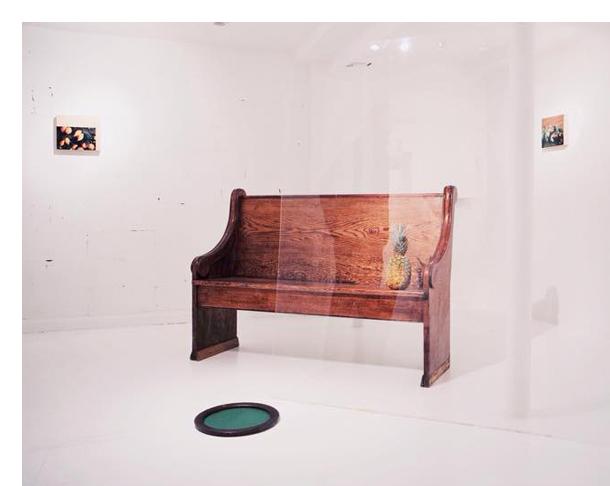 Arianna Carossa, Gattopardo, Rooster Gallery