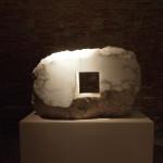 Eduardo Chillida, Proportio, Palazzo Fortuny, Venice Biennale