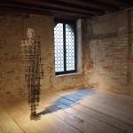 Antony Gormley, Proportio, Palazzo Fortuny, Venice Biennale