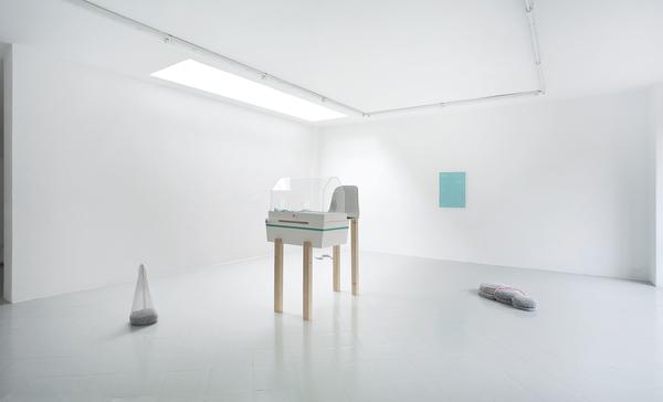 Guendalina Cerruti at Studiolo, Installation view, 2015 - Courtesy Artist and Studiolo, Milan