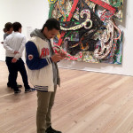 Frank Stella, Whitney Museum, New York