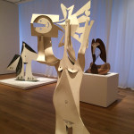 Picasso, Sculpture, MoMA, New York