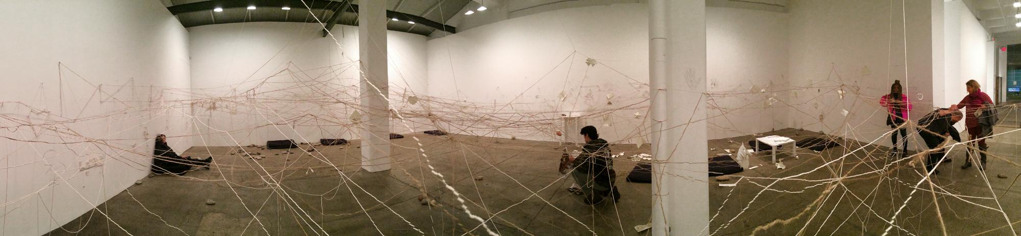 Yoko Ono, Galerie Lelong, New York