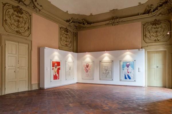 Francis Bacon, Italian drawings