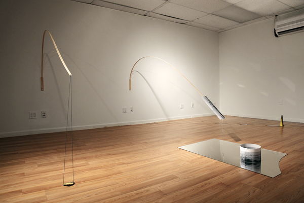 Xinran Yuan, Roomservice Gallery, Williamsburg, New York