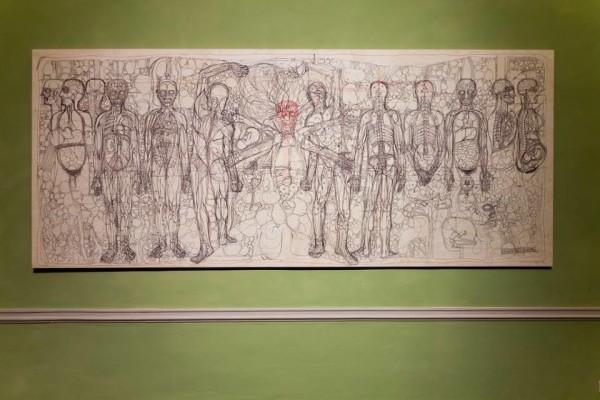Hermann Nitsch,  Francis Bacon