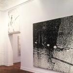 /// Nate Lowman, Downtown is a construct. Massimo de Carlo London - until 2 April -