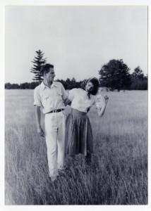 Lawrence and Anna Halprin, California Historical Society
