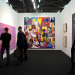 James Fuentes, Jannis Verelas, Joshua Abelow, Armory, show, art fair, New York, 2016