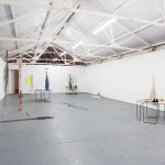 /// Miriam Austin, Lupercalia, installation view, 2016. Courtesy Bosse&Baum, Oskar Proctor