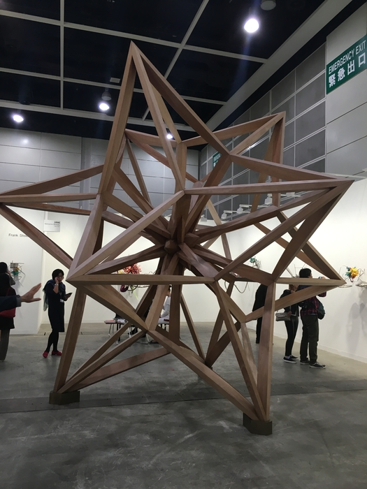 Frank Stella, Art Basel Hong Kong 2016