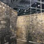Pae White, Metallics & Modules, Art Basel HK