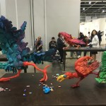 Nathalie Djuberg & Hans Berg, Art Basel HK