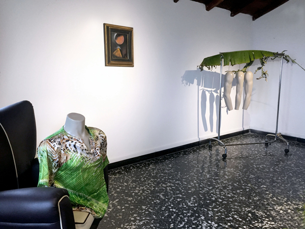Arianna Carossa, Museo Casa Jorn