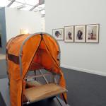 Frieze New York 2016, Galerie Lelong, Krzysztof Wodiczko, Ana Mendieta