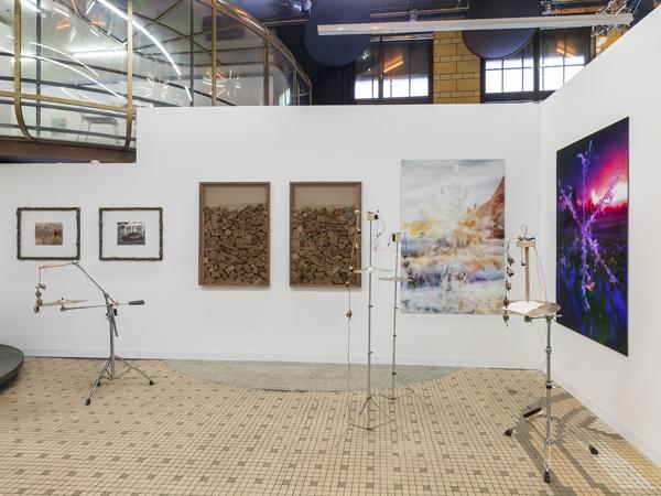 Dawn Kasper, David Lewis Gallery, Liste Art Fair