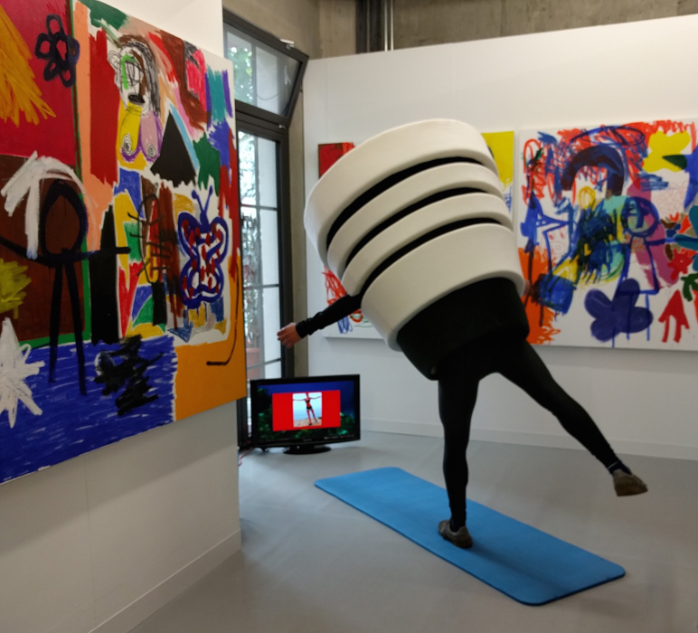 Jannis Varelas, The Breeder, Liste Art Fair