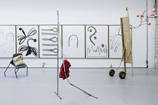 Phoebe Collings-James, Arcadia Missa, London, Liste Art Fair, Basel