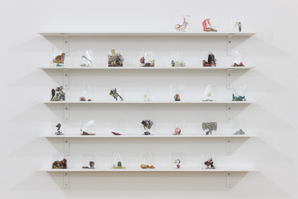 Yuji Agematsu, Real Fine Art, New York, Liste Art Fair, Basel