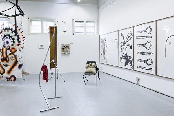 Phoebe-Collings James, Arcadia Missa, London, Liste Art Fair, Basel