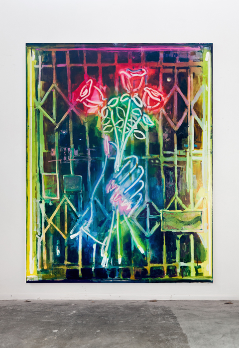 Nathan Zeidman, High Art, Liste Art Fair