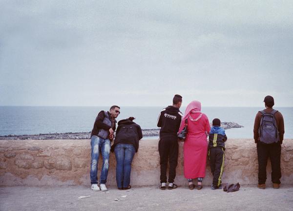 Mohammed Laouli, Morocco, Random Institute, Sandino Scheidegger