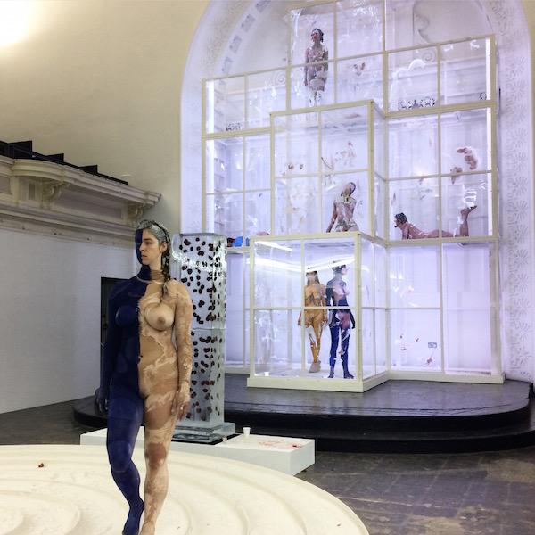 Zabludowicz Collection, Donna Huanca, Frieze Art Fair, Frieze, Frieze 2016, Frieze London