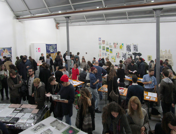 SPRINT, SPRINT 2016, Independent Publishers, Artists' Books, Salon, Milan, Milano