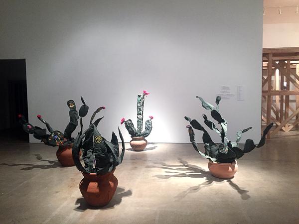 SITE Santa Fe, museum, Margarita Cabrera