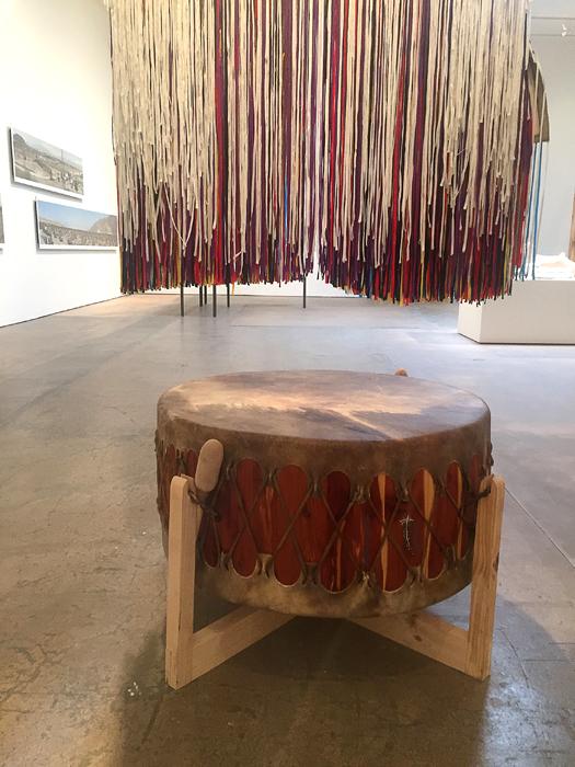 Jeffrey Gibson, SITE Santa Fe, museum