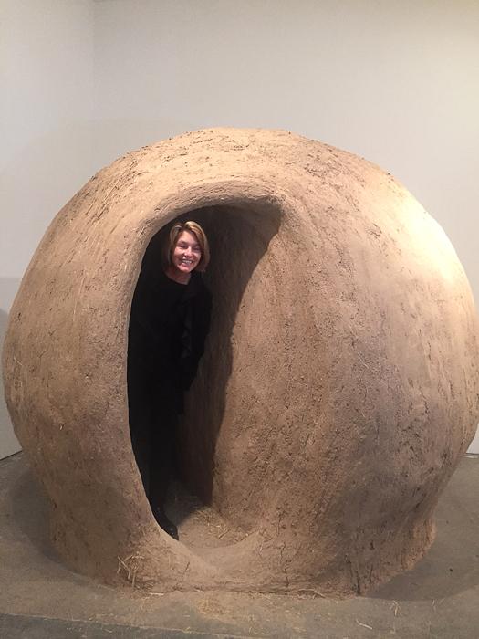 Anne Wrinkle, SITE Santa Fe, museum, Marta Minujin