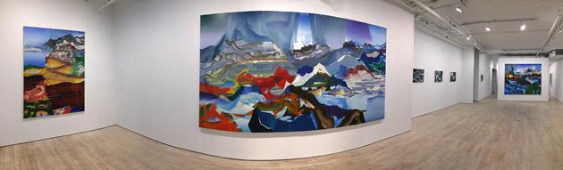Pierogi, Elliott Green, Armory week 2017, Armory show, New York, gallery